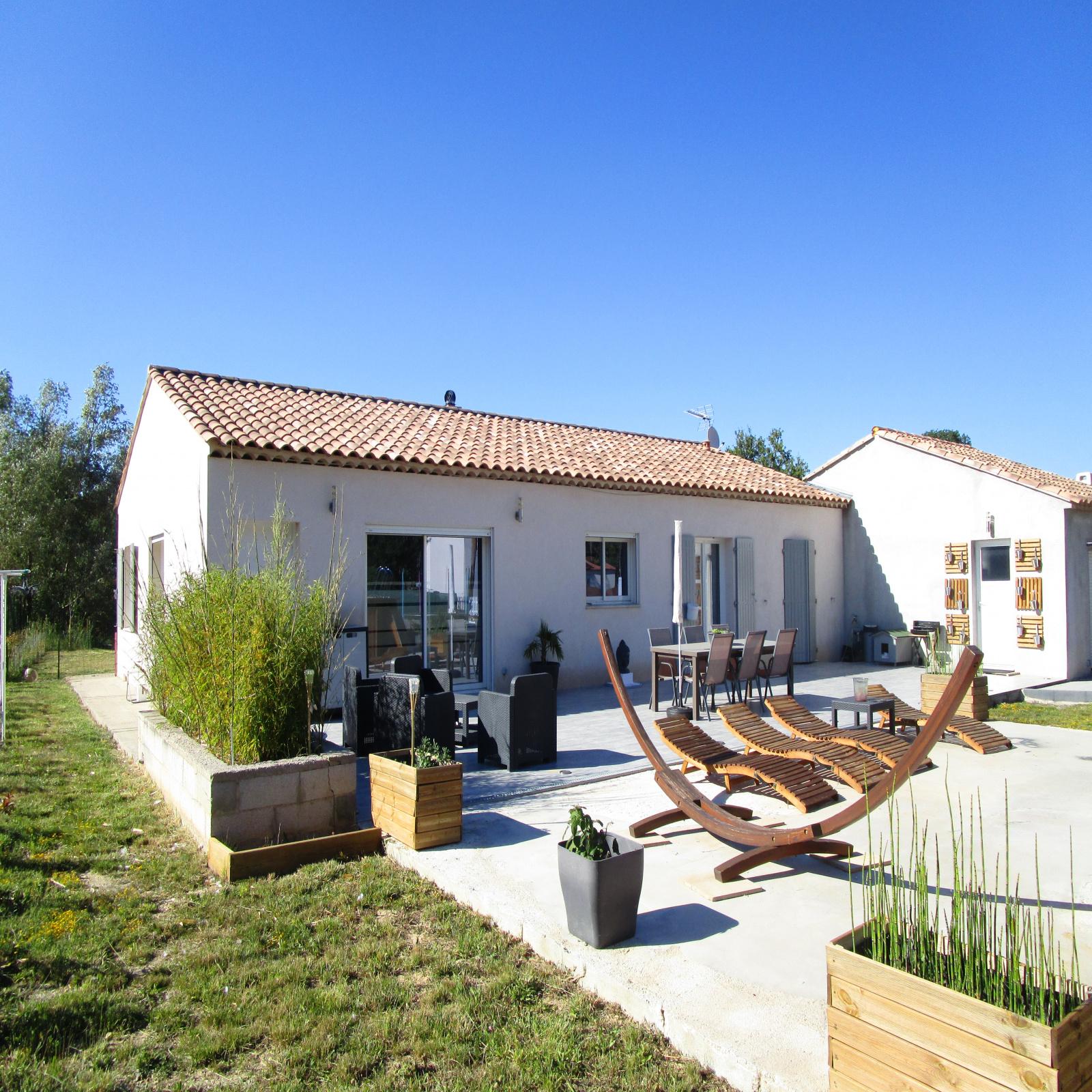 Vente Villa 123 M2 Sur Une Parcelle De 1214 M2