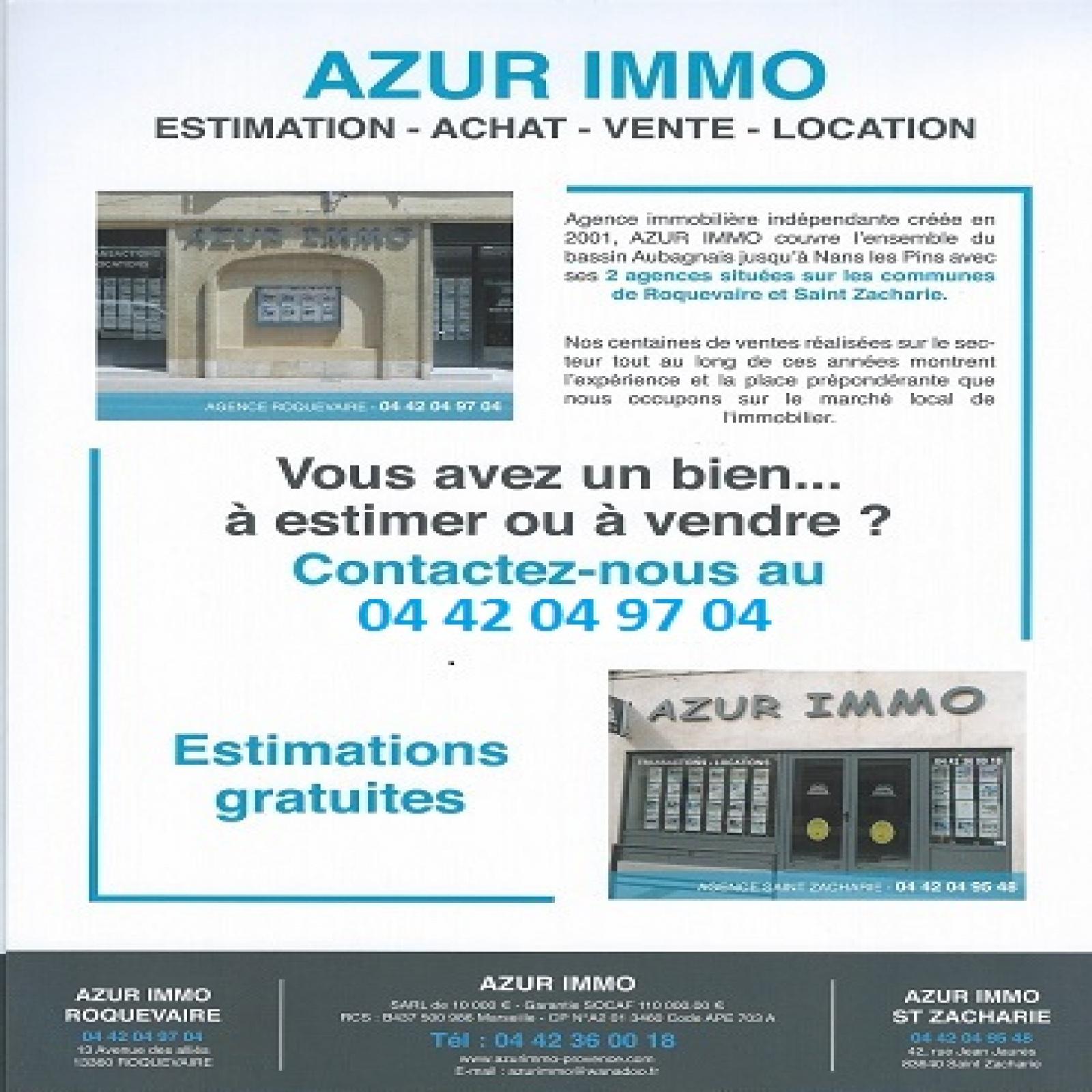Image_, Maison, Saint-Zacharie, ref :1345MM