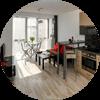 Appartement à vendre à St Zacharie